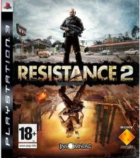 Resistance 2 Fall of Man (Gra PS3)