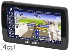 BLOW GPS50B 4GB BEZ MAPY (78-221#)