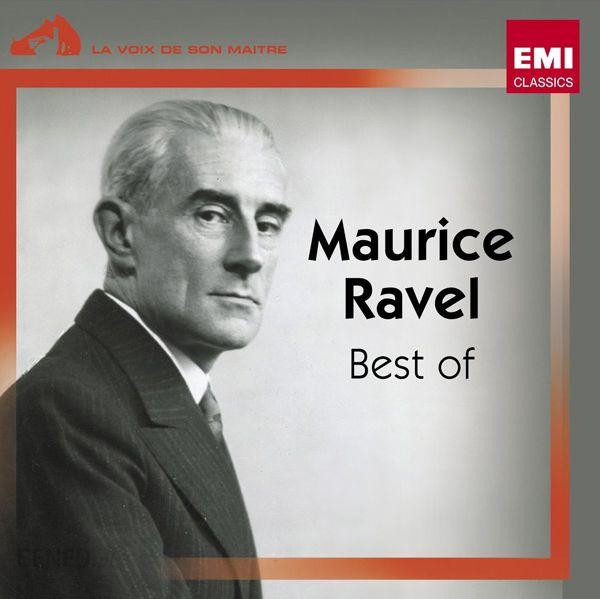 MAURICE RAVEL BEST OF...  (CD) - zdjęcie 1