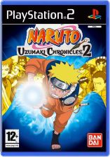 Naruto: Uzumaki Chronicles 2 (Gra PS2)