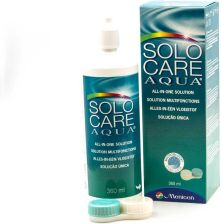CIBA VISION SOLO-care AQUA 360 ml.