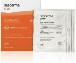 SesDerma C-Vit Eye Contour Patches Płatki pod oczy 5x7ml