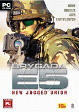 Brygada E5 New Jagged Union (Gra PC)