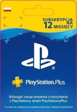 Sony PlayStation Plus 365 dni