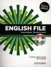 English File 3ed Intermediate Students Book+iTutor