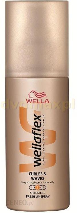 Wella Loki i Odświeżenie Wellaflex Mocno Utrwalający Spray 150 ml