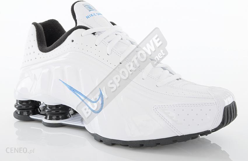 newest f0baa f9a87 Nike Buty Męskie Shox R4 EU 485664-114 - zdjęcie 1 ...