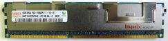 Hynix RAM 1x 4GB  ECC REGISTERED DDR3 1066MHz  PC3-8500 RDIMM  (HMT151R7BFR4C-G7)