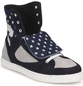 Chipie Buty JILIANE (MARINE / Grey)