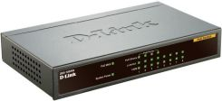 D-LINK 8-PORT 10/100 DESKTOP SWITCH WITH 4 POE PORTS (DES-1008PA)