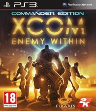 Gra XCOM: Enemy Within Commander Edition (Gra PS3) - zdjęcie 1