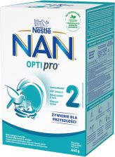 NESTLE NAN OPTIPRO 2 MLEKO