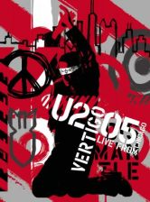 U2 - 2005 Vertigo Live From Chicago (2DVD)