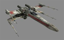 Revell 06690 Star Wars X-wing Fighter (EasyKit)