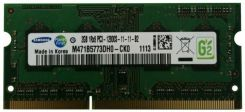 SAMSUNG ORIGINAL SO-DIMM 4 GB DDR3-1600 KIT (M471B5773DH0-CK0 1208)
