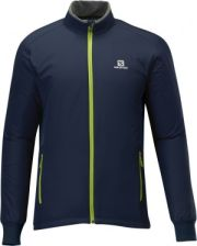 KURTKA MĘSKA SALOMON SUPER FAST JACKET M 351807 BIG BLUE-X