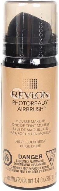 Revlon PhotoReady Airbrush Mousse Makeup Podkład w musie 060 Golden Beige 39,7 g