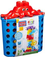 Klocki Mega Bloks First Builders Build 'N Splash Bath Blocks 81203 - zdjęcie 1