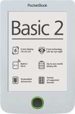 PocketBook 614 Basic 2 Biały (PB614W-D-WW)