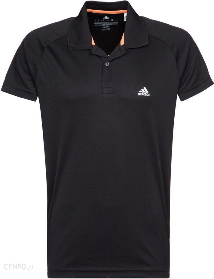 adidas Performance ESSENTIALS Koszulka polo czarny - zdjęcie 1