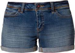 Vero Moda BRIX Szorty jeansowe niebieski