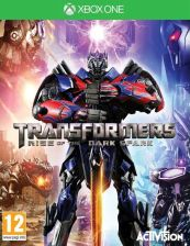 Transformers Rise of the Dark Spark (Gra Xbox One)