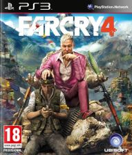 Far Cry 4  (Gra PS3)