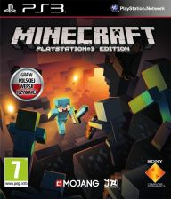 Minecraft (Gra PS3)