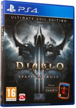 Diablo III  Reaper of Souls Ultimate Evil Edition (Gra PS4)