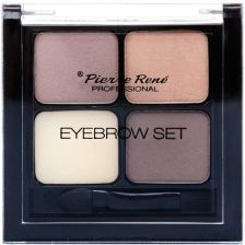 PIERRE RENE EYEBROW SET CIENIE DO BRWI