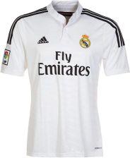 Adidas Real Madrid Home Koszulka Klubowa Biały