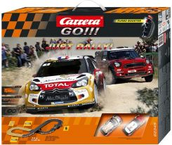 Carrera Go - Just Rally 62345