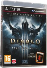 Diablo III  Reaper of Souls - Ultimate Evil Edition (Gra PS3)