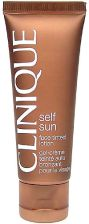 Clinique Self Sun Face Tinted Lotion Kremowo Żelowy Samoopalacz Do Twarzy 50ml