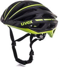 Uvex Kask Rowerowy Race 5 + Okulary Polaryzacyjne