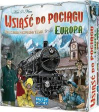 Wsiąść do pociągu: Europa (Ticket to Ride: Europe)