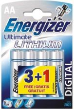 Energizer  LITHIUM AA L91 3+  (636897)