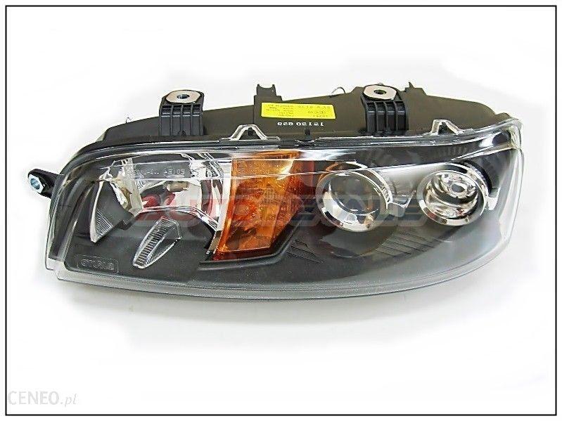 Reflektor przedni lewy H7+H7 FIAT PUNTO II 99-03