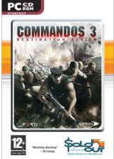 Commandos 3 Destination Berlin (Gra PC)