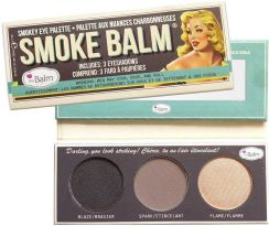 theBalm Smoke Balm Smokey Eye Pallete Paletka 3 cieni do powiek Set One szara, 10,2 g
