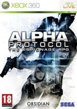 Alpha Protocol: The Espionage RPG (Gra Xbox 360)