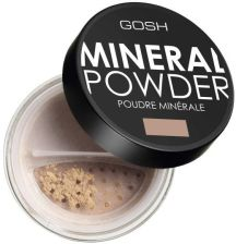 Gosh Cosmetics Puder mineralny sypki 006 HONEY 8g