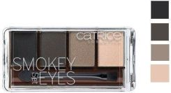CATRICE POCZWÓRNY CIEŃ SMOKEY EYES SET MEET ME 030
