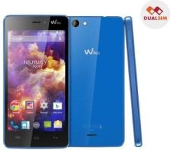 WIKO Highway Signs Dual SIM 8GB Niebieski