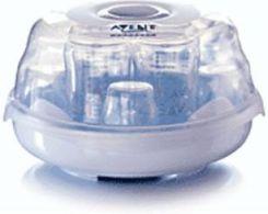 Mikrofalowy sterylizator parowy na 6 butelek, Avent