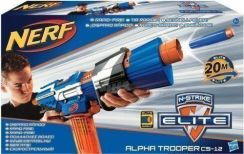 Hasbro Nerf Elite N-Strike Alpha Trooper Cs-12 A3698