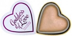 Makeup Revolution I Heart Makeup Blushing Hearts Goddess Of Faith - zdjęcie 1