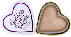 Makeup Revolution London I Love Makeup Goddess Of Love Baked Highlighter 10g Cień do powiek