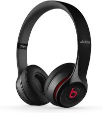 Beats by Dr. Dre Solo 2 Wireless Czarny (MHNG2ZM/A)