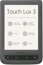 Pocketbook Touch Lux 3 Szary (PB6262YWW)